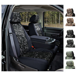 Seat Covers Digital Military Camo For Hummer H3 Custom Fit