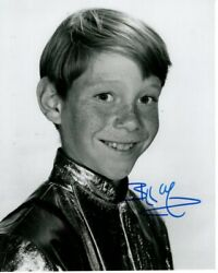 Bill Billy Mumy Signed Autographed Lost In Space Will Robinson 8x10 Photo