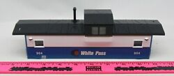 Lionel Shell 29733 White Pass Caboose Shell