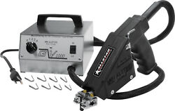 Tire Groover - Heated - 110v - Blades Included - Kit