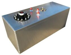 Fuel Cell - 19 Gal - 30 X 12 X 12 In Tall - 8 An Male Outlet - 8 An Male Vent -