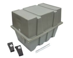 Engine Storage Case - Complete Engine - 40 X 27 X 31 In - Plastic - Gray - Small