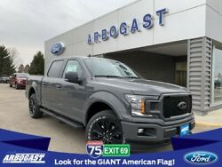 2020 Ford F-150 XLT 2020 Ford F-150 XLT 6 Miles Lead Foot 4D SuperCrew 5.0L V8 Automatic