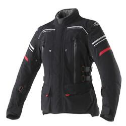 Motorcycle Jacket With Guards Touring For A Long Time Beam Waterproof Clover