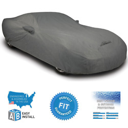 Coverking Autobody Armor Custom Fit Car Cover For Jaguar S-type