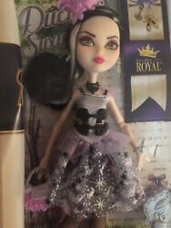 New Ever After High Royal Duchess Swan Doll Daughter Of The Swan Queen
