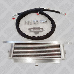 No Limit Oil Cooler Relocation Kit For 2011-2016 Ford 6.7l Powerstroke Superduty