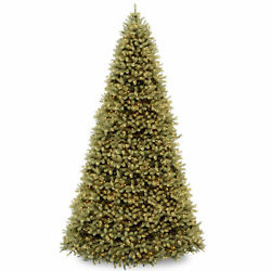 National Tree Company And039feel Realand039 Pre-lit Artificial Christmas Tree | Include...