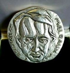 Aviation-pilot,colonel Air Forces,best French Writer Xx Century Silver Medal