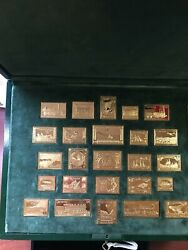 1986 Canada Post Limited Edition From Sea To Sky Silver Ingot Collection