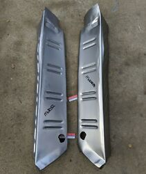 1968-70 Coronet Drop Off Trunk Floor Extension Panel Left And Right Usa Made