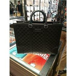 Gucci Michele Design Mens Business Bag