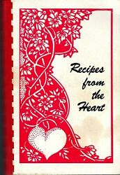 Rolling Meadows Il Vintage Sacred Heart Of Mary Catholic High School Cook Book
