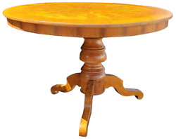 Beautiful Occasion Table With Inlay