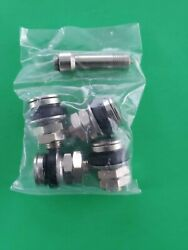 Dub Davin Valve Stem Set With Air Fill Tube Spinners Floaters Rims Wheels
