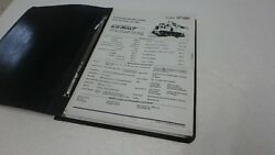 Go-tract Gt1000 Snow Tracked Machine Service And Parts Operators Manual Ci291