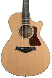 Taylor 512ce V-class Acoustic-electric Guitar - Natural