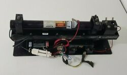 Dlv-800 Static Optic-f Uniphase 1125-1818 Helium Neon Laser W 314t-2300-6-4