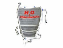H2o Performance Oversized Water + Oil Radiator Bmw S 1000 Rr 2009-2018