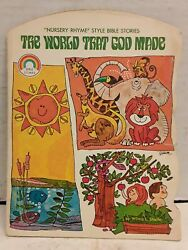 The World That God Made [creation To Expulsion From Garden Of Eden] [rainbow Bi