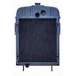 5 Row Tractor Radiator For 300 And 350 Fits Case /international /farmall 361704r93