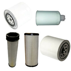 Filter Service Kit Fits Bobcat T590 Air, Oil, Fuel, Hyd Filters Donaldson