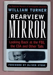 Rear View Mirror-fbi William Turner-signed 1st-hb-jfk Theory-very Good Condition