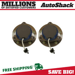 Front Wheel Hub Bearing Assembly Pair 2 For Cadillac Cts Sts