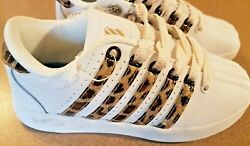 Brand New Cute Girls K Swiss Court Style Sneakers Size 1
