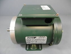 Reliance Electric C56h1546h Electric Motor 1725 Rpm 1/2 Hp 208-230 Volts