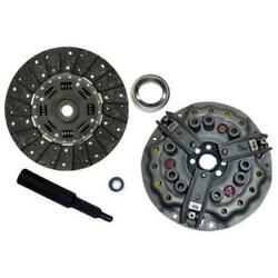 Ckfd05 Clutch Kit Fits Ford Tractor 2000 3000 2600 3600 2310 2610 2810, 2910