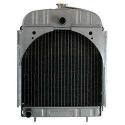 Radiator For Northern 219551 Fits Allis Chalmers Tractor B125 Ca D10 D12 7023329
