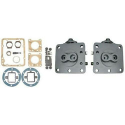 New Fits Ford Tractor 2n 8n 9n Hydraulic Pump Repair Kit With Rh And Lh Valve Cham