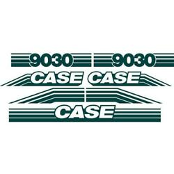 New Whole Machine Decal Set Fits Case Excavator 9030