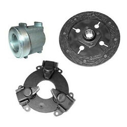 Clutch Pressure Plate And Throw Out Bearing Made Fits Case-ih Tractor 154 184 185