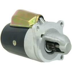 D7nn11001ar Starter Fits Ford Tractor 2000 2600 3000 3600 4000 4500 555 2120 700
