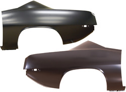 AMD 72-74 Barracuda Cuda Rear Quarter Panel Pair LH + RH Full OE Factory Style