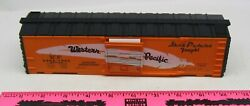 Lionel 6464-1995 Western Pacific Boxcar Shell With Doors