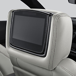Genuine Gm Headrest And Video Screen Assembly 84339936