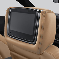 Genuine Gm Headrest And Video Screen Assembly 84339940