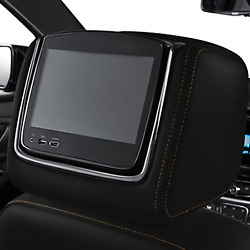 Genuine Gm Headrest And Video Screen Assembly 84576147