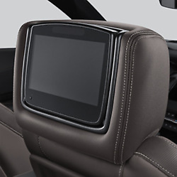 Genuine Gm Headrest And Video Screen Assembly 84339930