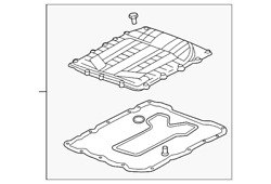 Genuine Gm Cover Assembly 12685979