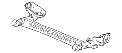 Genuine Gm Axle Assembly 22728811