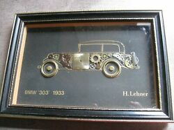 Most expensive BMW modern art ever Vintage Clocks 1933 % Donated to Children