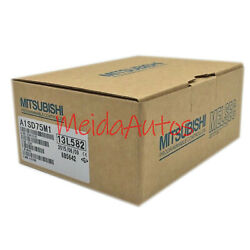New In Box Mitsubishi Plc Positioning Module A1sd75m1 One Year Warranty