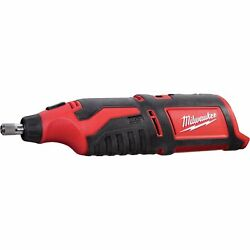 Milwaukee M12 Cordless Rotary Tool-tool Only 2460-20