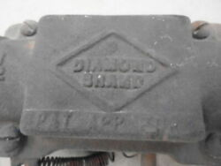Model T Ford Accessory Diamond Exhaust Cut Out Mt-4056