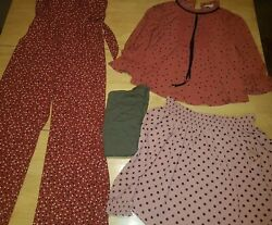 Brand New Very Cute Lot of 4 Woman's Clothing Size Large