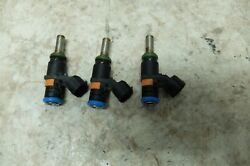 14 Can-am Spyder Roadster Rts 1330 Gas Fuel Injectors Injector Nozzles